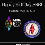 ARRL Celebrates 100th Birthday at Dayton