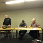 RAC/ARES meet in Red Deer Alberta.
