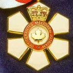 Canadian Amateurs receiver Order of Canada