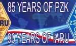 Invitation to the 90 anniversary of the IARU and the 85 anniversary of the PZK