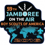 Jamboree-on-the-Air (JOTA): October 14-16