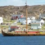 The Draken Expedition Viking Ship has Arrived in Canada!