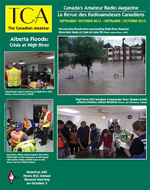 Cover of September-October 2013 TCA