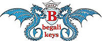 Begali Keys web ad