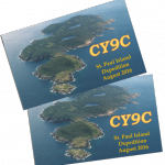 RAC Director heading to CY9 St. Paul Island DXpedition