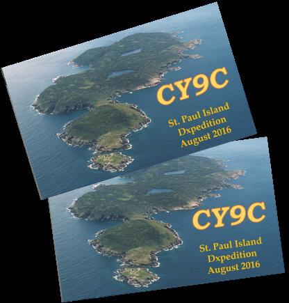 CY9C QSL card