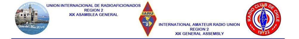 Chile 2016 logo