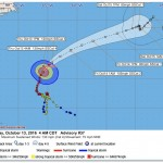 Hurricane Nicole Update