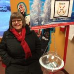 Yukon Amateur Radio Association support Whitehorse Christmas Kettle Campaign