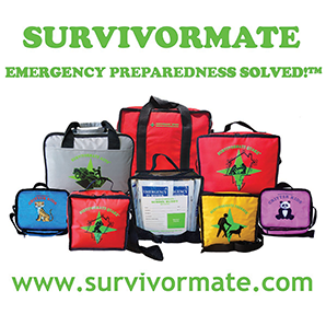 Survivormate web ad