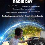 Avril 18: la Journée mondiale des radioamateurs