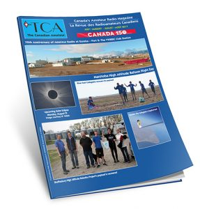 Cover of the July-August 2017 TCA