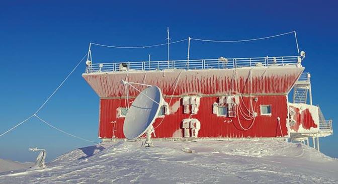 Polar Environment Atmospheric Research Laboratory (PEARL)