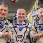 One Radio Amateur is Part of New Crew Increment Heading to ISS