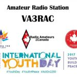 "<span class=""entry-title-primary"">VA3RAC will be active on International Youth Day: Saturday, August 12</span> <span class=""entry-subtitle"">Rob Noakes, VE3PCP, to operate VA3RAC for RAC Canada 150</span>"