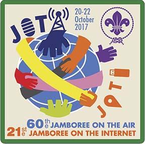 Jamboree On The Air badge