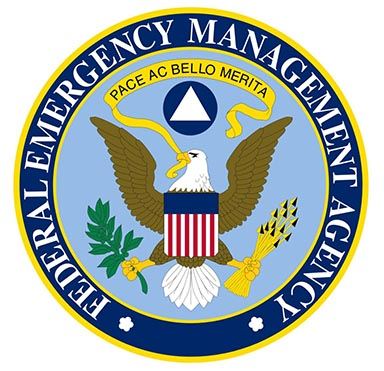 US Federal Emergency Management Agency logo