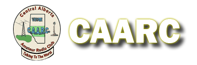 Central Alberta Amateur Radio Club logo