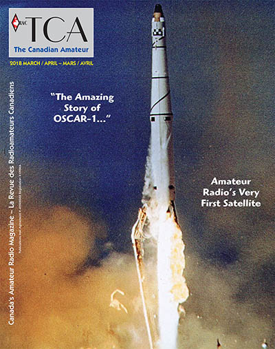 Cover of March-April 2018 TCA