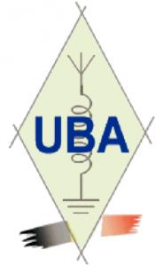 Belgian Amateur Radio society (UBA) logo