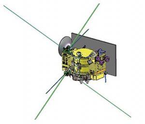 Chines lunar module