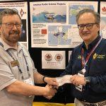 RAC's First Gold Maple Leaf Operator Member: IARU President Tim Ellam, VE6SH