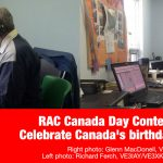 RAC Canada Day Contest 2017 Results: Updated July 4, 2018