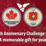 RAC 25th Annivesary Challenge Coin promotion