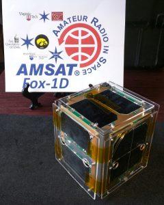 AMSAT Fox-1D