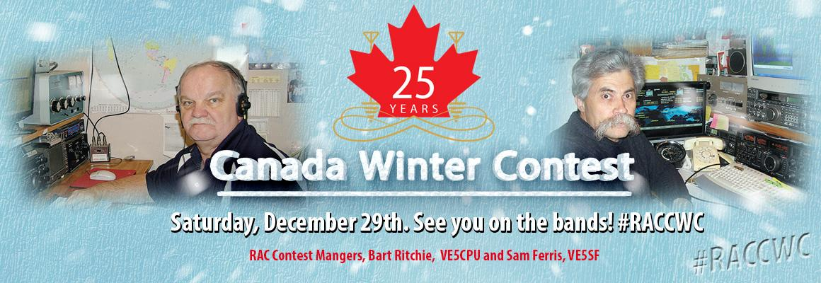 RAC Canada Winter Contest 2018