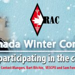 Thank you for participating in the RAC Canada Winter Contest