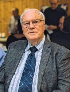 Robin Webb VE3UIX AARC President