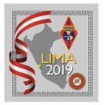 Lima 2019 logo: IARU Region 2 General XX Assembly