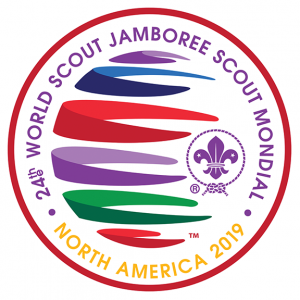 World Scout Jamboree North America 2019 logo