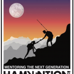 Dayton 2019 theme logo: Mentoring the Next Generation